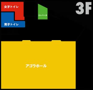 友愛館3F